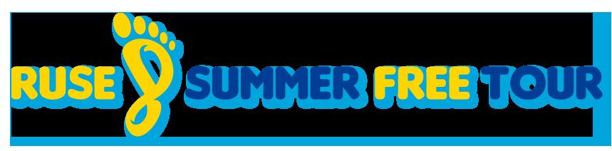 Ruse Summer Free Tour logo